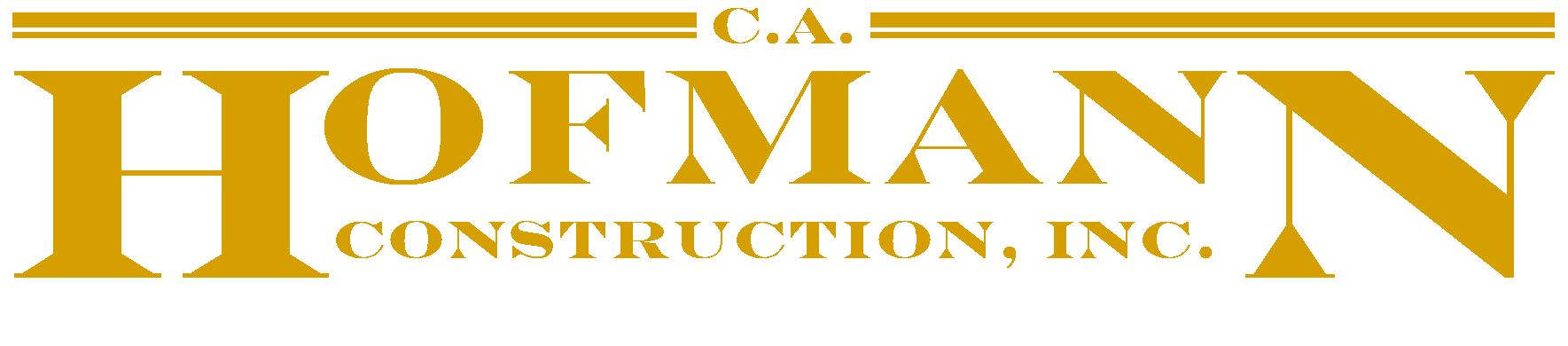 C.A. Hofmann Construction