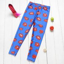 Trendy Red Lips Original Leggings