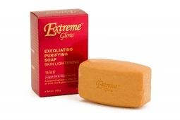 Extreme Glow Exfoliating Skin Lightening Soap 7oz/200g