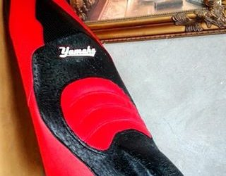 ZEREP CUSTOMIZED MOTOR SEAT COVER AND INSTALLATION