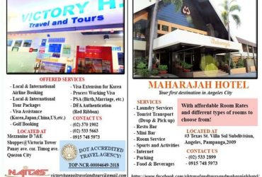Victory H. travel and tours