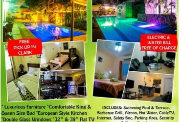 Fully Furnished Apartelle For Rent