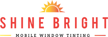 Shine Bright Mobile Tint Logo