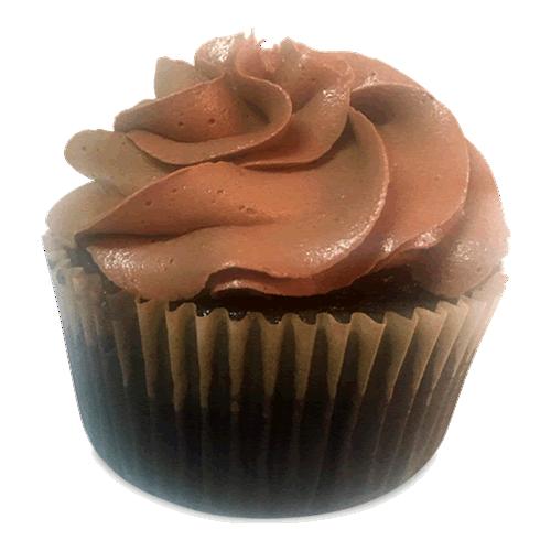 Classic-Chocolate-cupcake